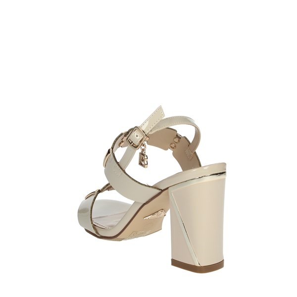 Laura Biagiotti Shoes Sandals Beige 6156