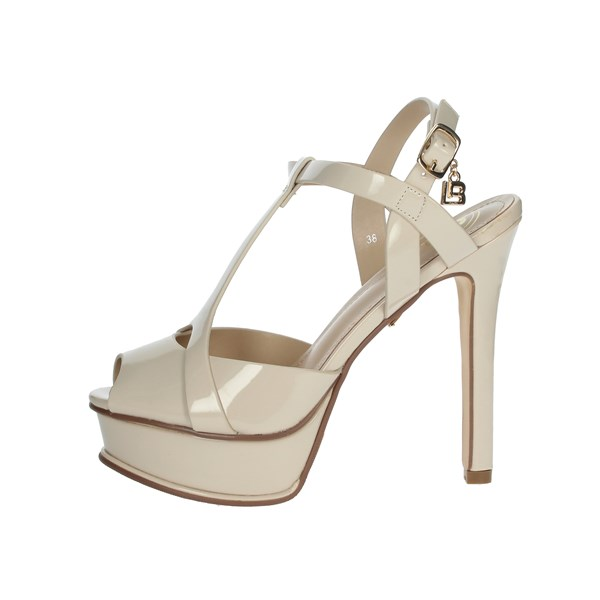 Laura Biagiotti Shoes Sandals Beige 6129