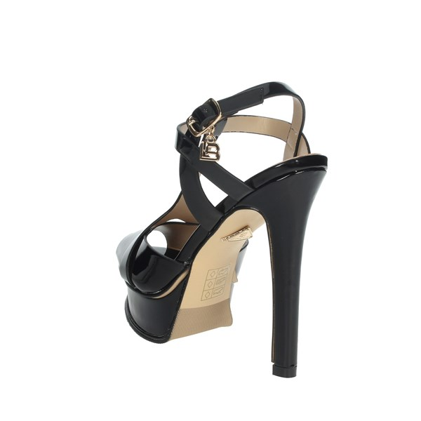 Laura Biagiotti Shoes Sandals Black 6129