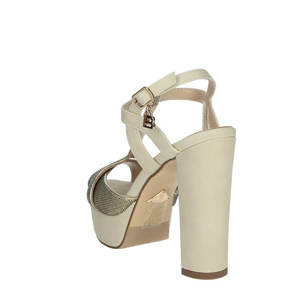 Laura Biagiotti Shoes Sandals Beige 6119