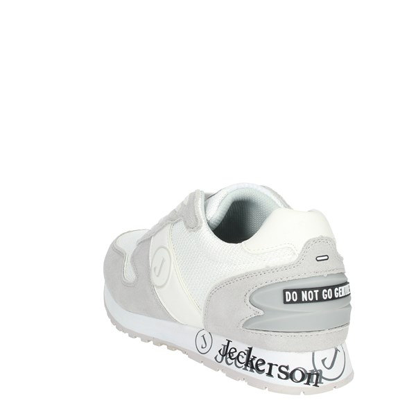 Jeckerson Shoes Sneakers White JHPD018
