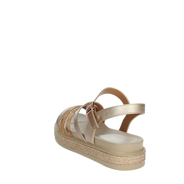 Alviero Martini Shoes Sandals Light dusty pink 0582-0568