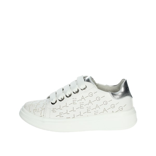 Gaelle Paris Shoes Sneakers White G-130
