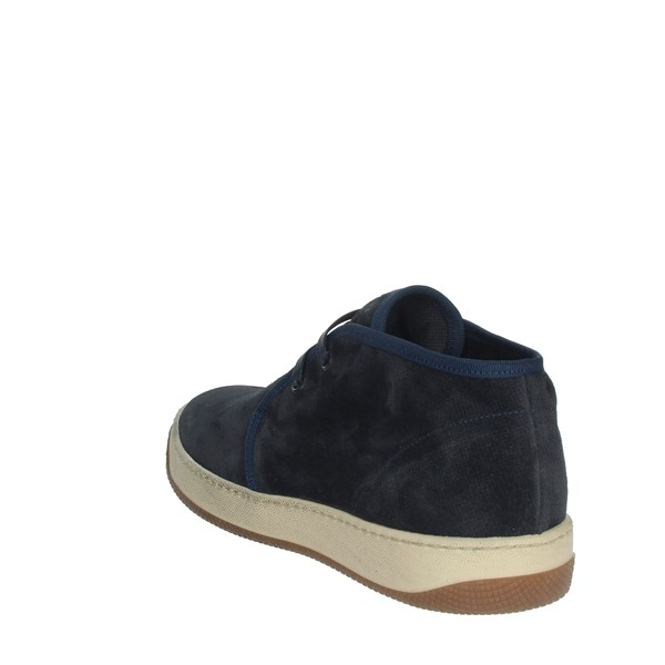 Frau Shoes Comfort Shoes  Blue 2955