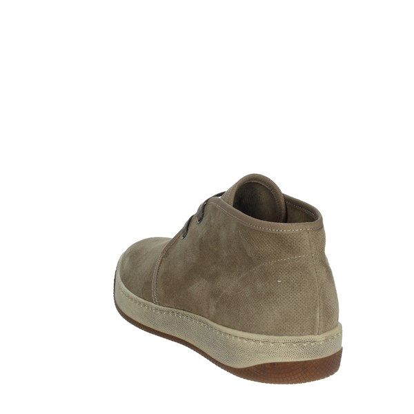 Frau Shoes Comfort Shoes  dove-grey 2955