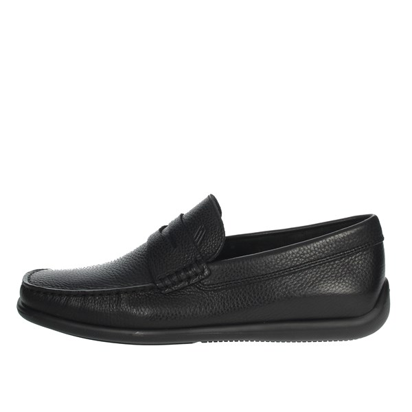 Frau Shoes Moccasin Black 1482