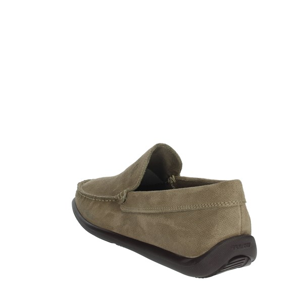 Frau Shoes Moccasin dove-grey 1464