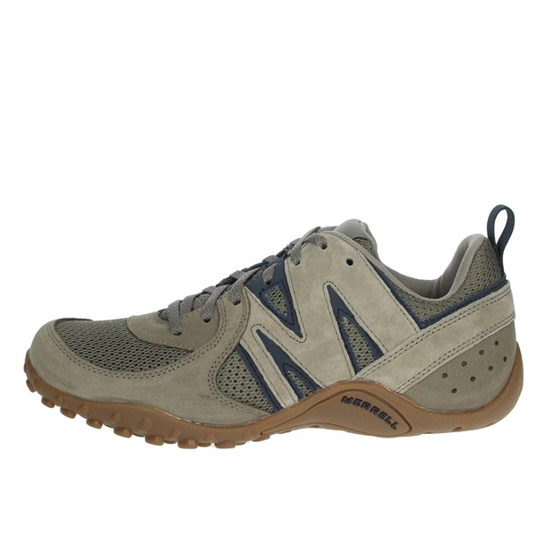 Merrell Shoes Sneakers Brown Taupe SPRINT 2.0