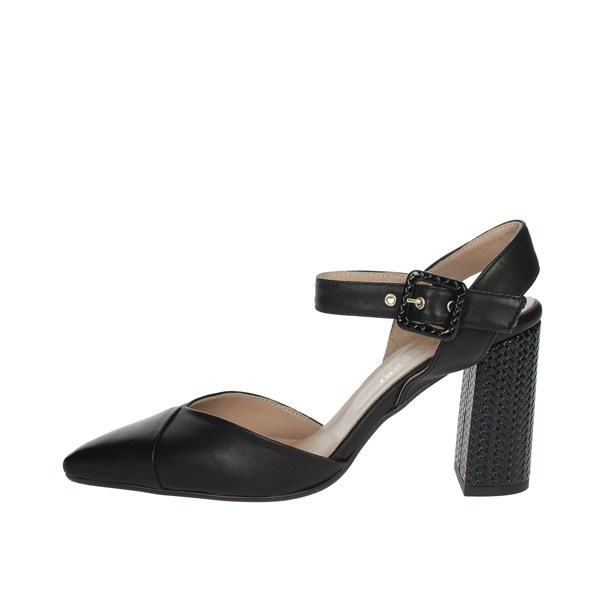 Paola Ferri Shoes Pumps Black D8129