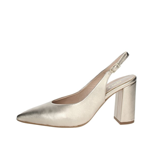 Paola Ferri Shoes Pumps Platinum  D5212