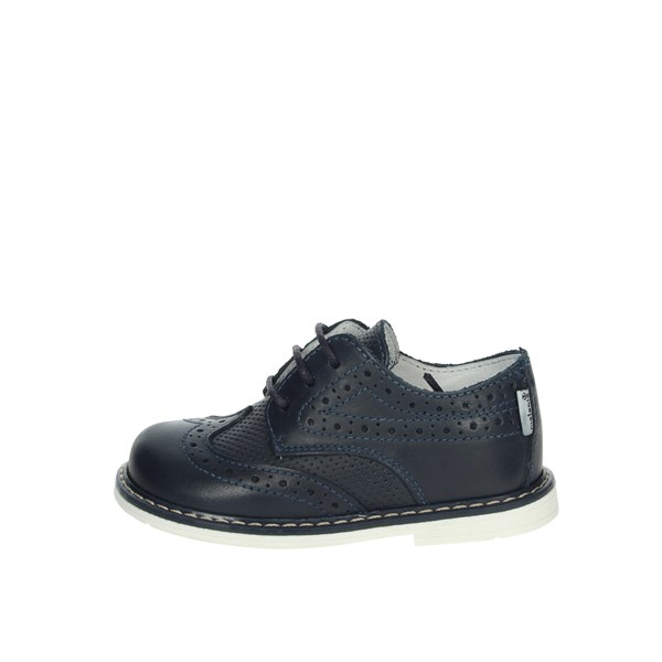 Melania Shoes Brogue Blue ME1219B0S.C