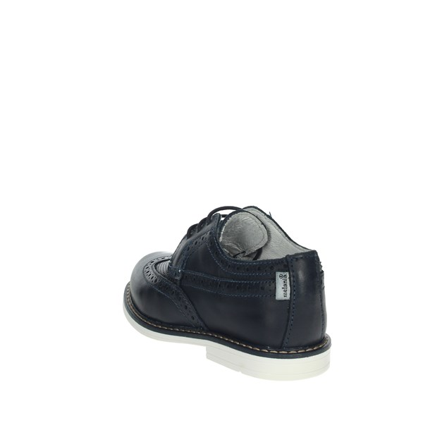 Melania Shoes Brogue Blue ME2219D0S.C