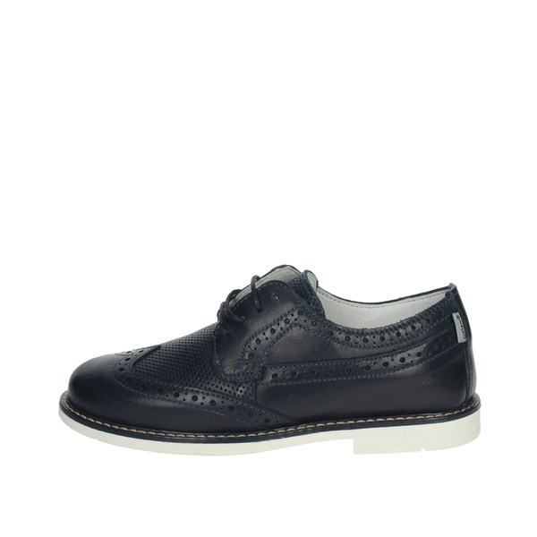 Melania Shoes Brogue Blue ME6219F0S.C