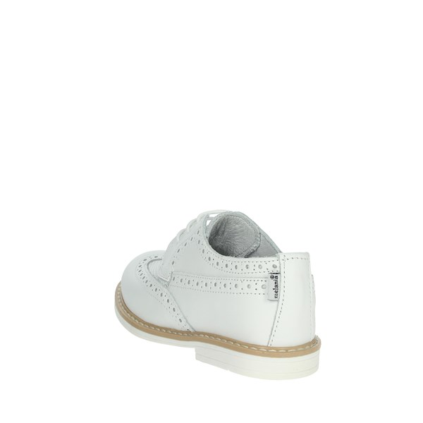 Melania Shoes Brogue White ME2219D0S.A