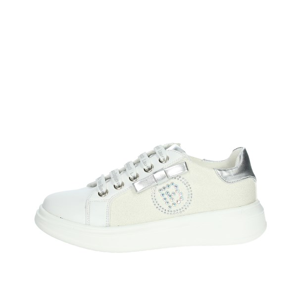 Laura Biagiotti Dolls Shoes Sneakers White 6081