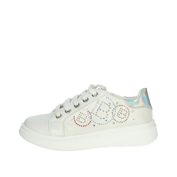Laura Biagiotti Dolls Shoes Sneakers White 6082
