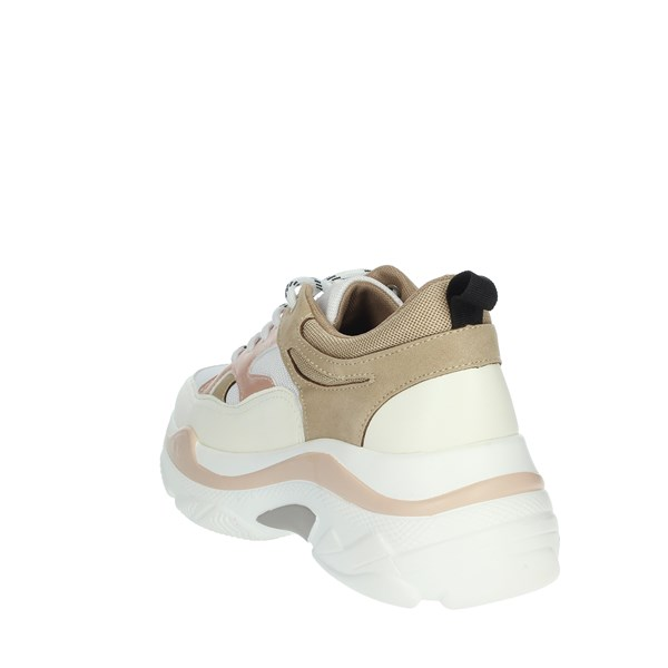 Roccobarocco Shoes Sneakers WHITE / POWDER RBSC4EX01