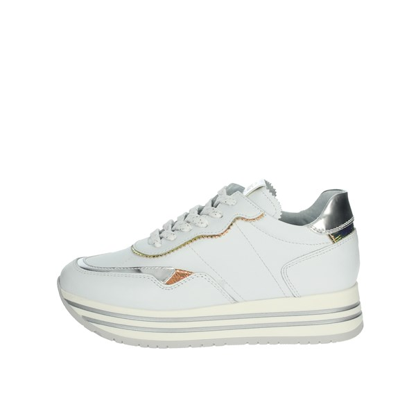 Nero Giardini Shoes Sneakers White E031470F