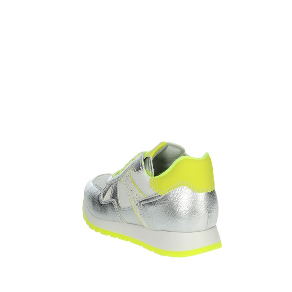 Nero Giardini Shoes Sneakers White/Silver E031410F