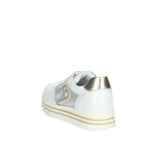 Balducci Shoes Sneakers White/Gold 30101002