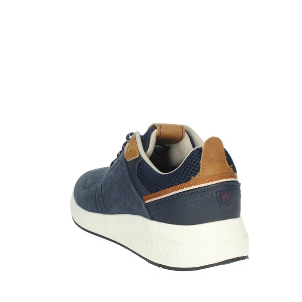 Wrangler Shoes Sneakers Blue WM01070A