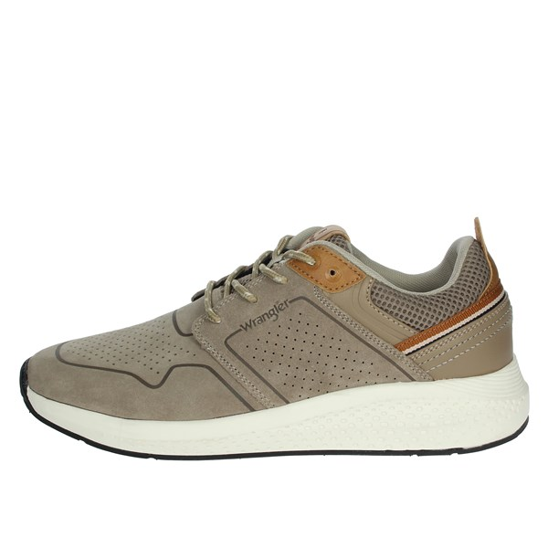 Wrangler Shoes Sneakers dove-grey WM01070A
