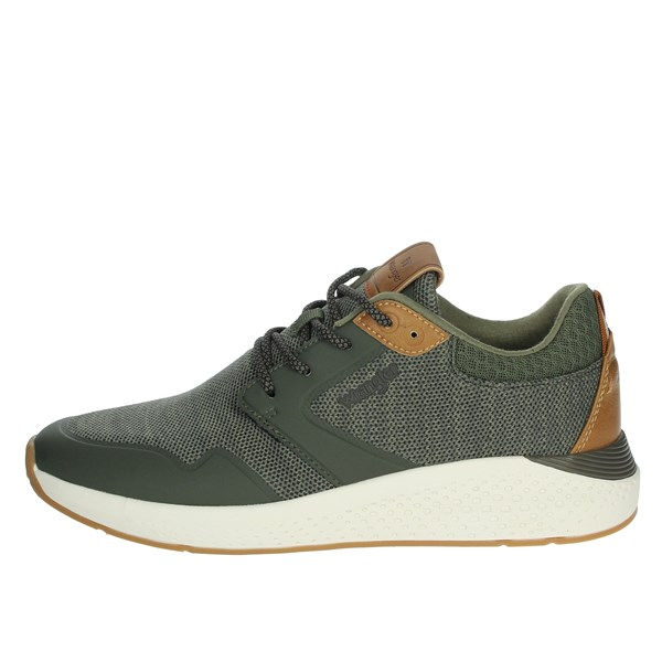 Wrangler Shoes Sneakers Dark Green WM01072A
