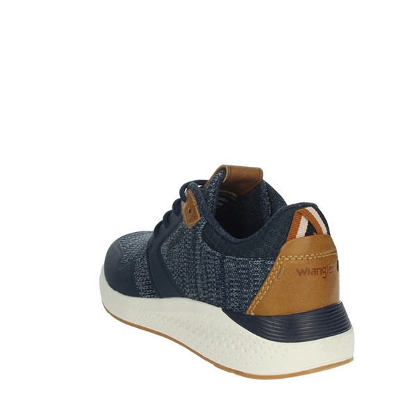 Wrangler Shoes Sneakers Blue WM01072A