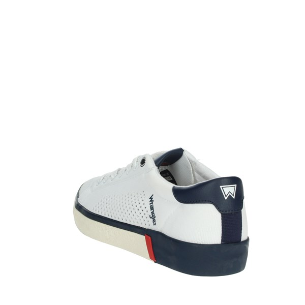 Wrangler Shoes Sneakers White/Blue WM01032A