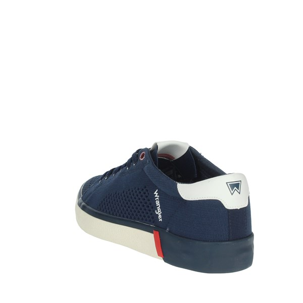 Wrangler Shoes Sneakers Blue WM01032A