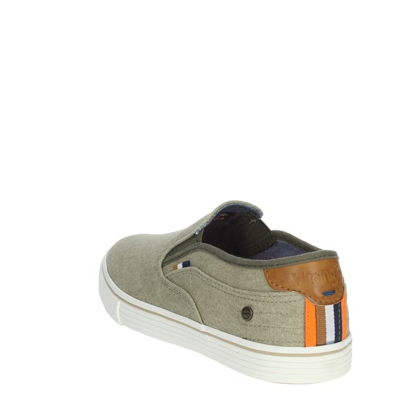 Wrangler Shoes Sneakers dove-grey WM01041A
