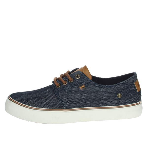 Wrangler Shoes Sneakers Blue WM01021A