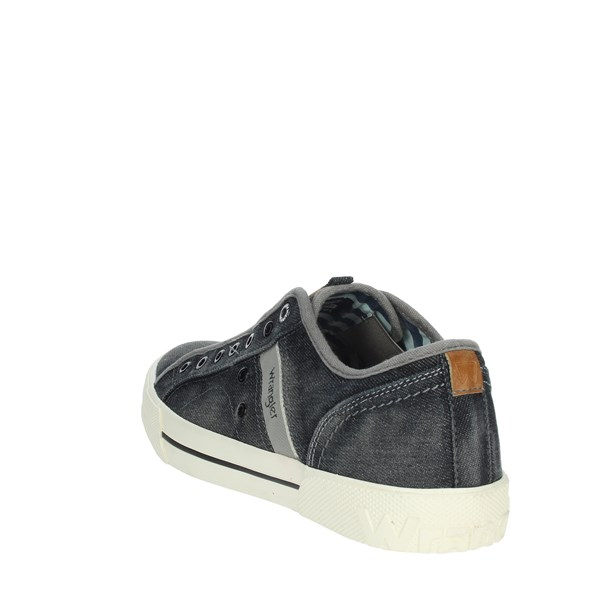 Wrangler Shoes Sneakers Black WM01050A