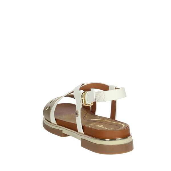 Wrangler Shoes Sandals White/Gold WL01573A