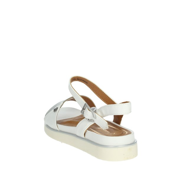 Wrangler Shoes Sandals White WL01593A