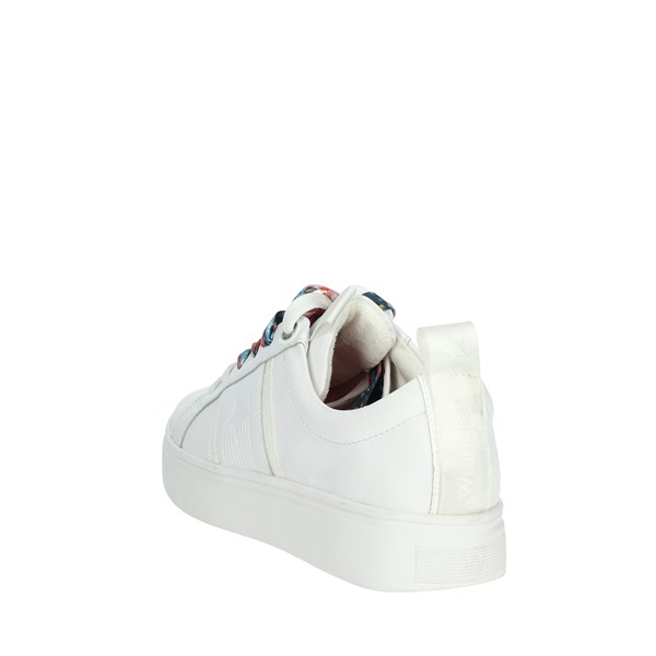 Wrangler Shoes Sneakers White WL01600A