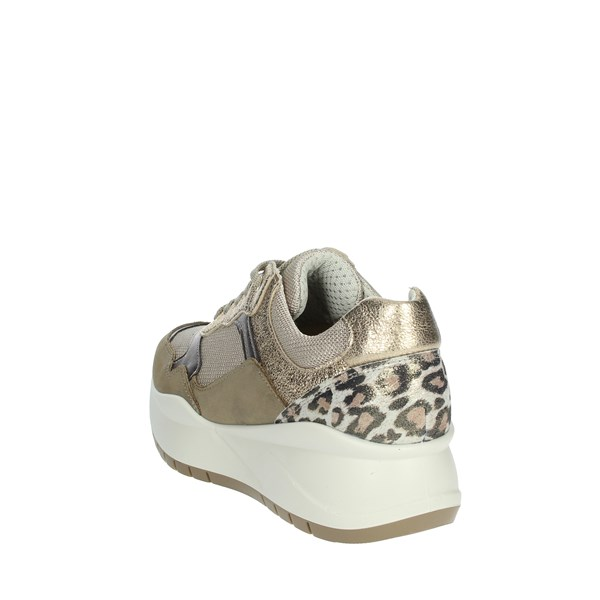 Imac Shoes Sneakers Beige/gold 507550