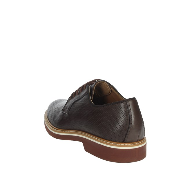 Imac Shoes Brogue Brown 500450