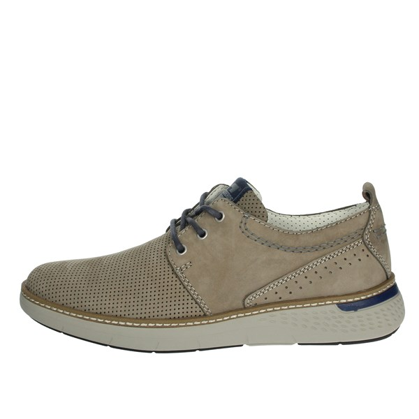 Valleverde Shoes Comfort Shoes  dove-grey 17884