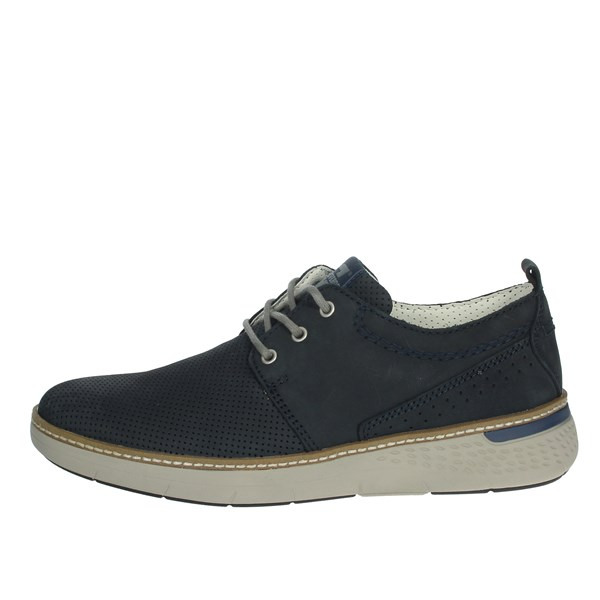 Valleverde Shoes Comfort Shoes  Blue 17884