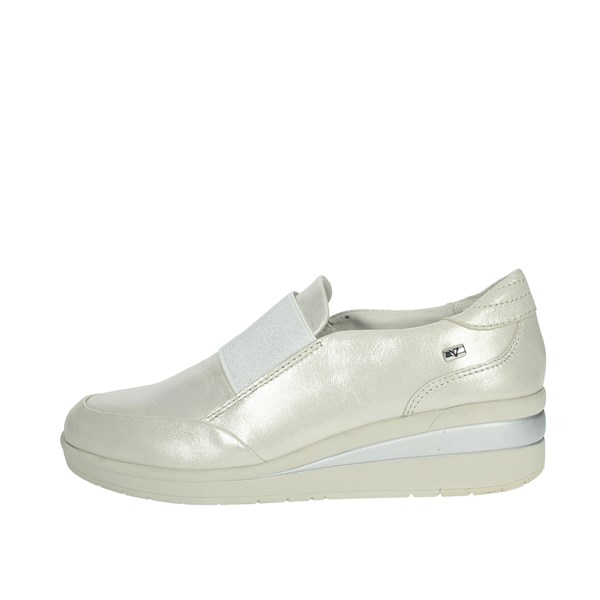 Valleverde Shoes Sneakers Silver 18151