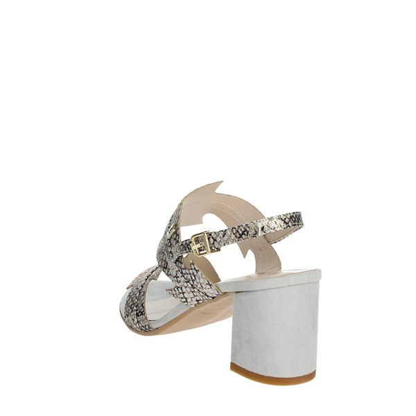 Valleverde Shoes Sandals Silver 28250