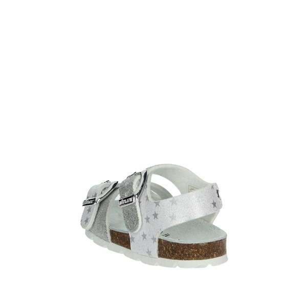 Grunland Shoes Sandals White/Silver SB1540-40