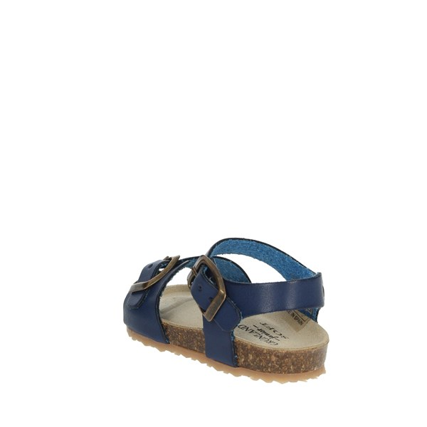 Grunland Shoes Sandal Blue SB1551-L5