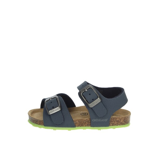 Grunland Shoes Sandal Blue SB0413-40