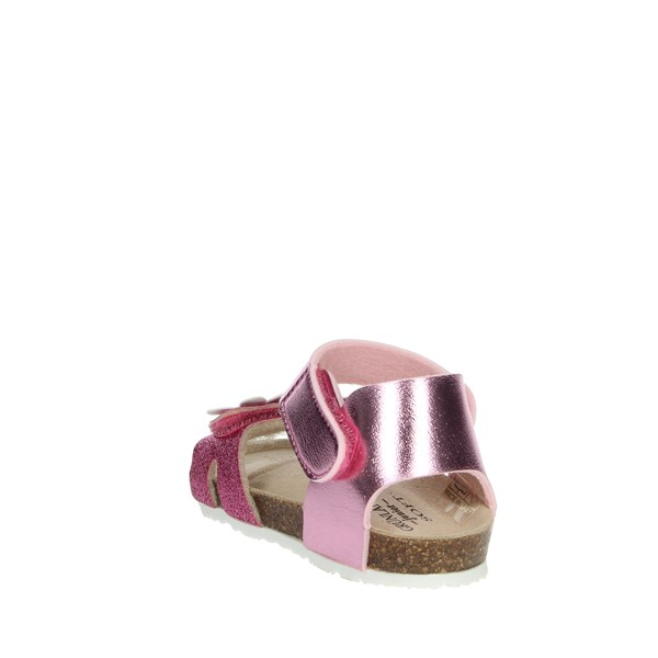 Grunland Shoes Sandals Fuchsia SB1545-L5