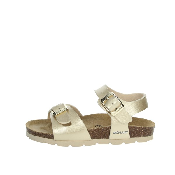 Grunland Shoes Sandal Platinum  SB0646-40