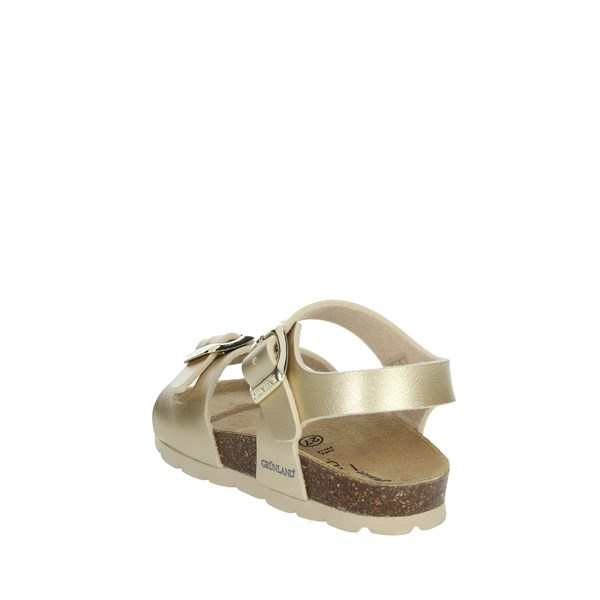 Grunland Shoes Sandals Platinum  SB0646-40