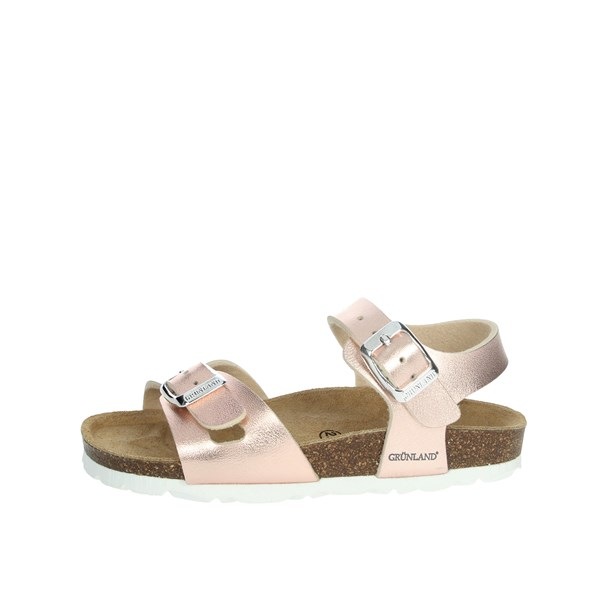 Grunland Shoes Sandals Light dusty pink SB0646-40