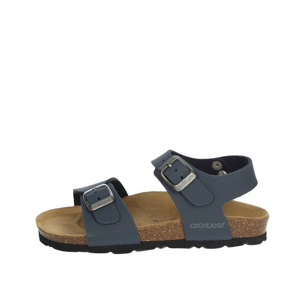 Grunland Shoes Sandal Blue SB0901-40